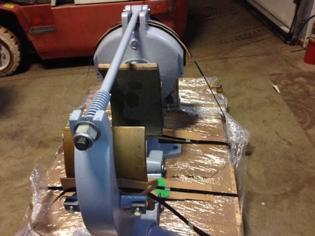 Eaton Brake Shoe Identification : Quot cutler hammer gh brake assembly rebuilt