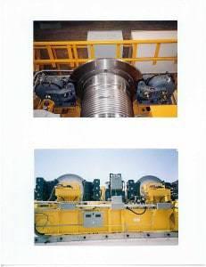 Los sistemas de frenado Johnson pueden cumplir con altísimos requisitos de torsión para aplicaciones exigentes.