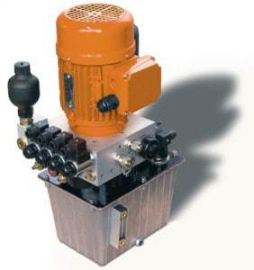 Svendborg Hydraulic Power Unit