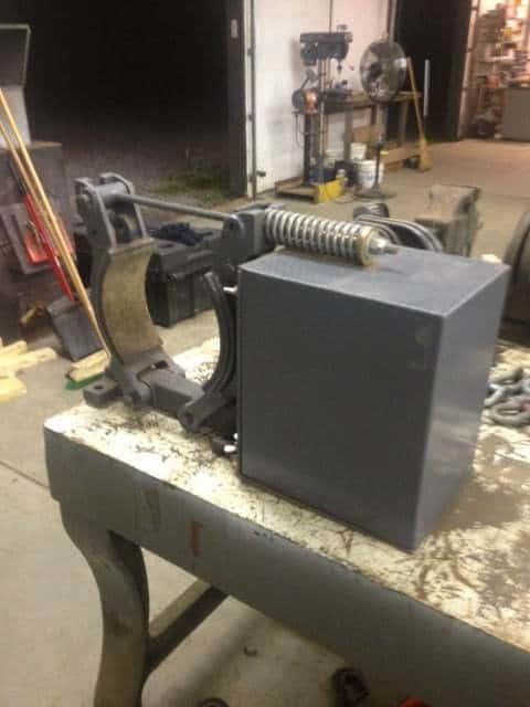 10 in Cutler Hammer AC Brake
