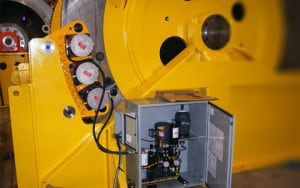 Direct Acting Hydraulic Disc Brakes and Hydraulic Power Unit