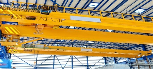 Crane Modernizations and Upgrades | Structural | Mechanical