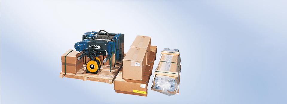 Demag Crane Kits