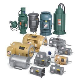 Pump Motors Baldor