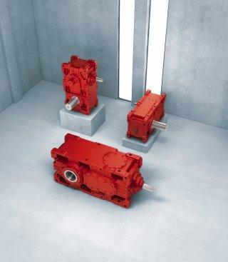 X Series Helical Gearmotors