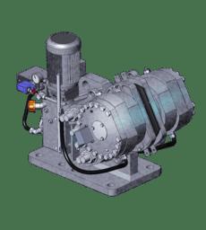 GKN Stromag Hydraulic Caliper Brake