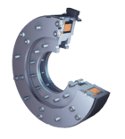 pole-face friction clutches mwu stromag
