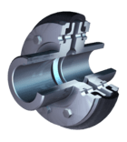 gkn stromag periflex tt/na shaft couplings