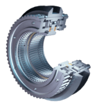 GKN Stromag synchro sye 270 multi plate clutches
