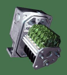 Spur gears Series HEG