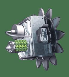 Spur gears Series WKA
