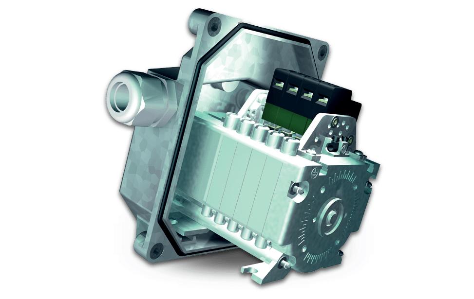 Stromag Spur gears Series 100