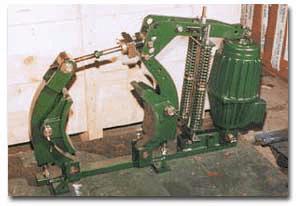 Industrial Brake Repair and Reline Services | Kor-Pak Service
