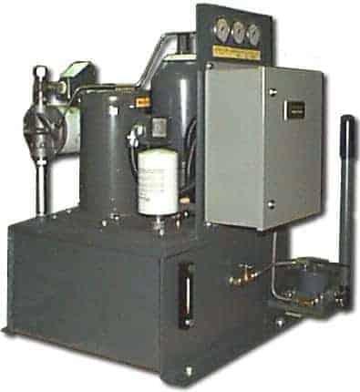 Power Units & Controls