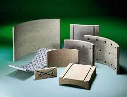 Molded & Rigid Friction Products