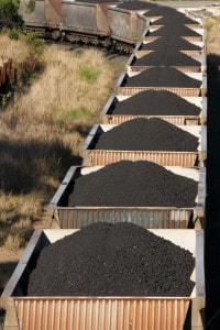 Mining Industry Train