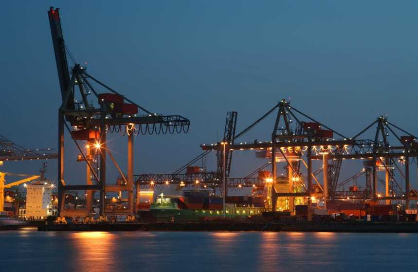 Container Crane Brake Systems