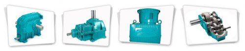 Hansen Industrial Gearboxes