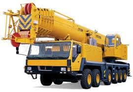 Mobile Crane Parts