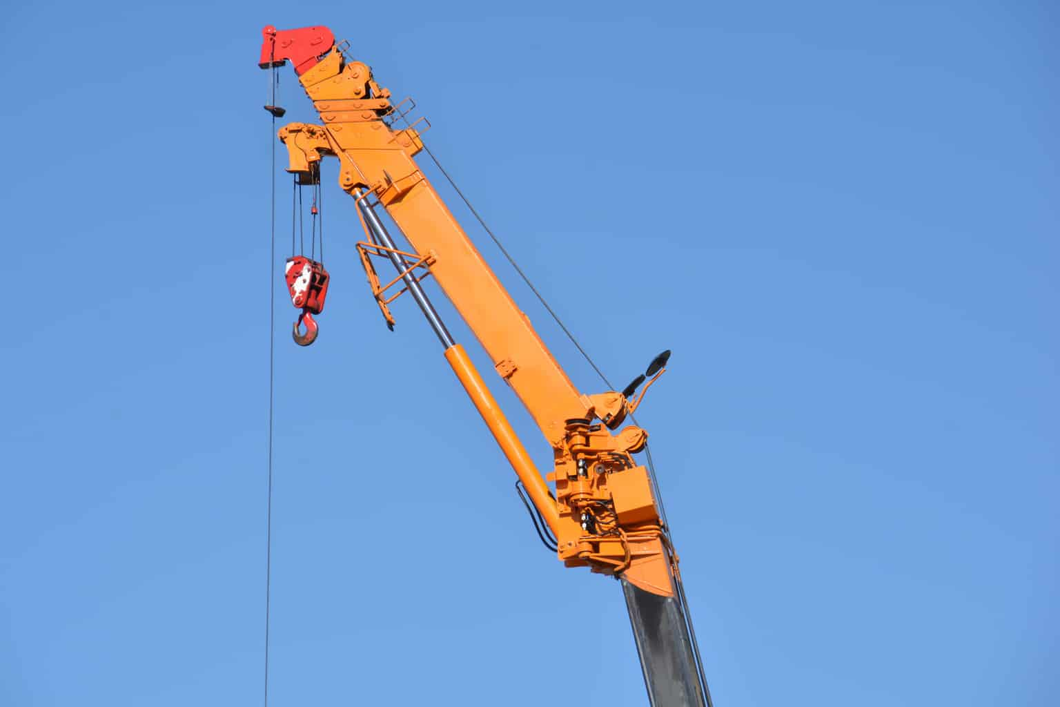 crane hoist selection