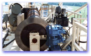 Johnson Industries 58hhh hydraulic disc brake series