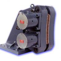 Johnson 2040c brake caliper for disc brakes