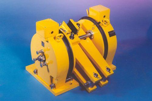 Johnson Type magnetic CU disc brakes