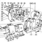 CLARK 10 DC MAGNETIC BRAKE
