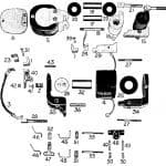 D.C. MAGNETIC CONTACTOR FORM 600-4RD