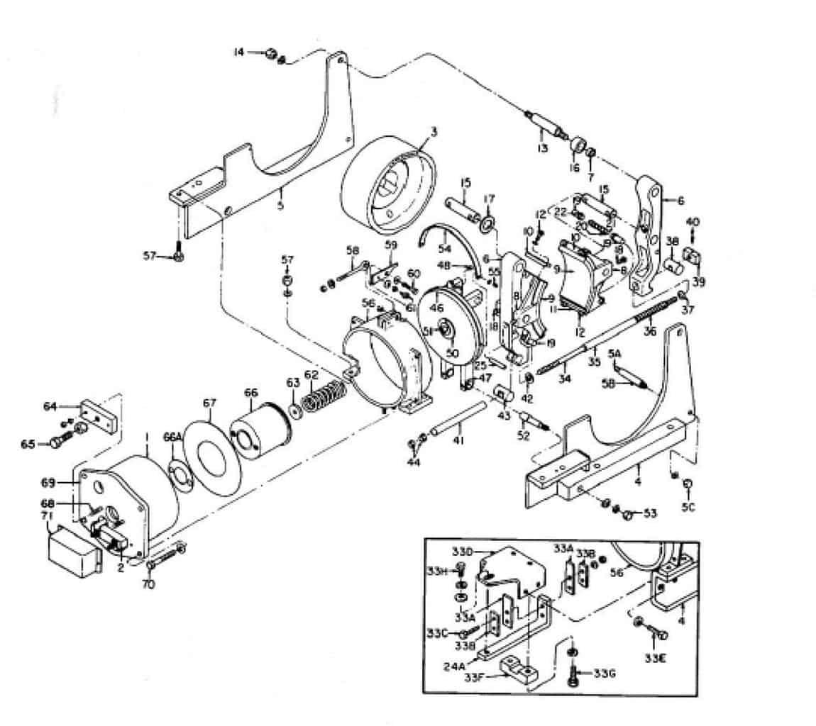 IC9528 A101 10 Brake