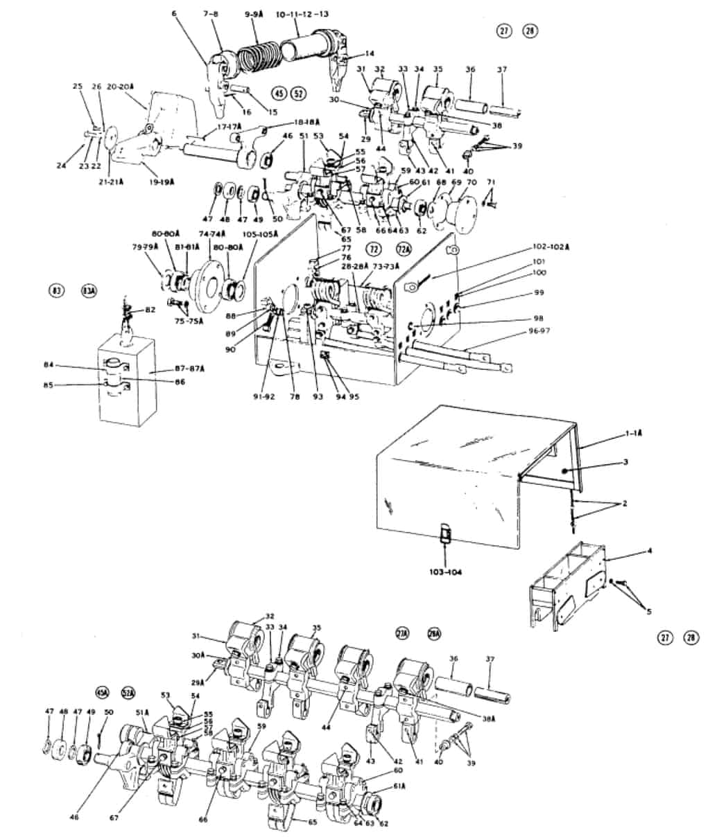 NO. 30 YOUNGSTOWN LIMIT SWITCH TYPE DDG SERIES A