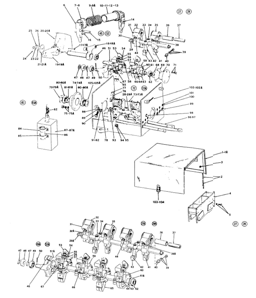 NO. 30 YOUNGSTOWN LIMIT SWITCH TYPE DG SERIES A