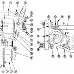 No. 572 300 Amp D-C Contactor