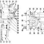 No. 582 300 Amp Double Pole D-C Contactor