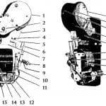 No. 912 50 Amp Single Pole D-C Contactor
