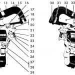 No. 934 150 Amp Single Pole D-C Ltl Contactor