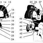 No. 954 150 Amp Double Pole D-C Ltl Contactor
