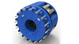 Water Cooled Brake - 3rd Generation from Eaton Airflex